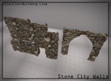 Zelection ~ Stone City Wall