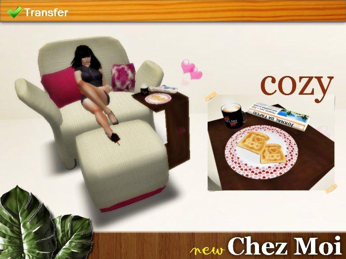 Cozy Sofa ♥ CHEZ MOI