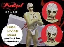 * Prodigal * Xen cute living dead