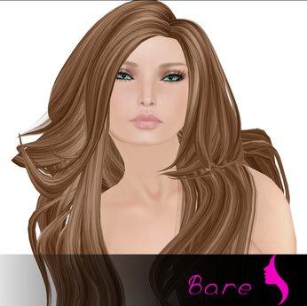Bare- Katy: Ivory