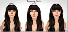 - by: Christina T - Piercings Pack