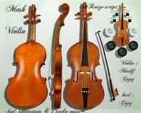 Mesh Violin