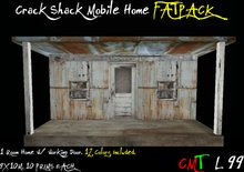 Crack Shack Mobile Home FATPACK (BOXED)