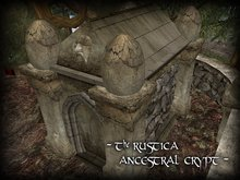 Rustica - Ancestral Crypt (sculpted)