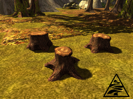 Stumps 3 PCS MODIFY TRANSFER