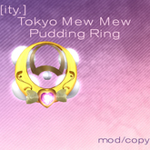 [ity.] Tokyo Mew Mew Pudding Ring