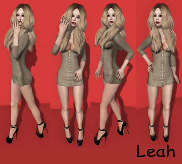 Expressive Poses ] - Leah