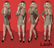 Expressive Poses ] - Leah