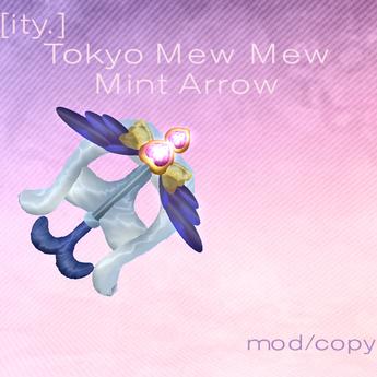 [ity.] Tokyo Mew Mew Mint Arrow