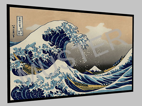 Katsushika Hokusai - The Great Wave of Kanagava