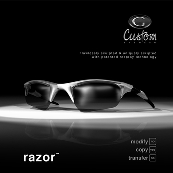 [Gos] - Custom sunglasses - Razor™