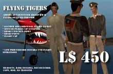 Flying Tiger Officer Uniform