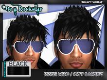 BE A ROCKSTAR HAIR