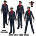 Bounce This Poses - Guy Gun Pose Pack
