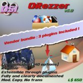 Oggy's Rezzer - Vendor bundle