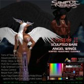 Sinful Needs Seraph II Wings (Angel Wings)