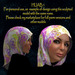 Hijab model 1 for personal use