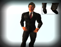 Hermes - Male Tuxedo Outfit & Shoes