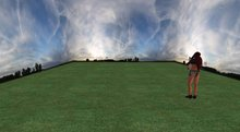 Skybox with Changeable Textures
