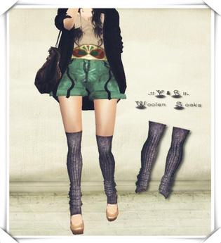 .::Y&R::.woolen socks 1L gift on marketplace