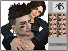 ::KK:: War Stripes fatpack 10 colors [ NEW ]