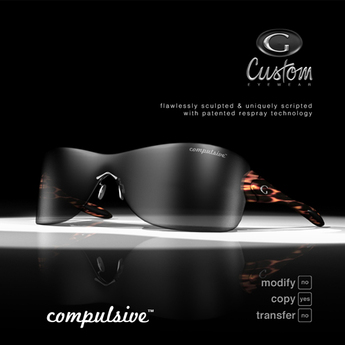 [Gos] - Custom sunglasses – Compulsive™