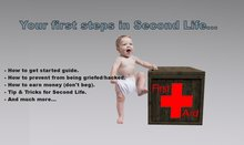 Your first steps in Second Life v0.3