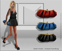 [label mode] sharpei handbag :: FATPACK
