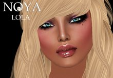 **NOYA** [99L Summer PROMO] LOLA - Shape+Skins+AO+Eyes+Lashes+Physics+Mesh Dresses