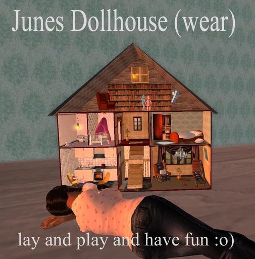 Junes Dollhouse - Puppenhaus