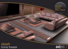 AXL pro box - Slash Home Theater