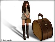 [label mode] mimui handbag