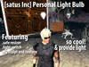 [satus Inc] Personal Light Bulb