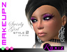 ROXIZ... MAKEUPZ > Swirly Girl Style 2 in Pink