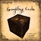 [DDD]  Gambling Crate (Dice Roll Scripted)