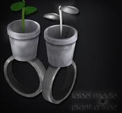 [label mode] plant a tree