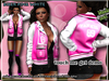 ..::Knockout!..::Coat mesh pink and white