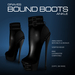 GRAVES Bound Boots - Ankle - Black