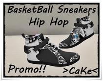 FREE[[>Cake!<]] BasketBall-Sneakers-Hip Hop-