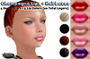 .:Glamorize:Champagne Lips + Hairbases (20 Total Combos)