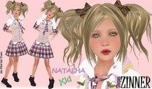 Zinner Shapes - Natasha Kid Shape