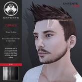 -Entente- Thibaut Hair - B&W