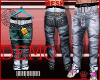 DEMO**[BuFu] Jeans_Mesh_Perfect Nano
