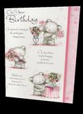 Birthday Message Musical Birthday Card