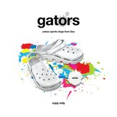 [Gos] Gator Sport Clogs - White