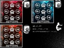 Z.A.F  BG Feline Expression HUD V 1.3