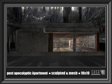 Post Apocalyptic Apartment
