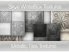 PROMO SAVE 50% - 137 Metallic Tiles-  Full Perms Tile Textures