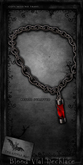 !TLB - Blood Vial Necklace