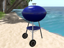 Real Barbecue Blue